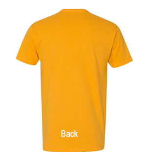 3600 - Next Level Men's Cotton Crew T-Shirt