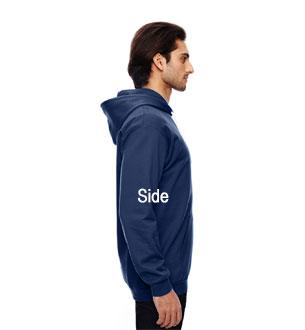 71500 - Anvil Adult Pullover Hooded Fleece