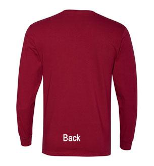 Anvil Midweight Long-Sleeve T-Shirt