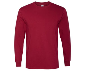 Anvil Midweight Long-Sleeve T-Shirt