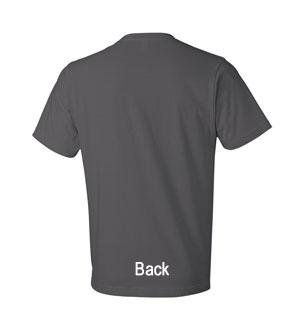 980 - Anvil Lightweight T-Shirt