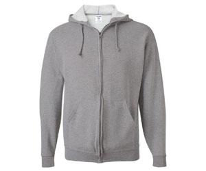 Jerzees NuBlend® Fleece Full-Zip Hood