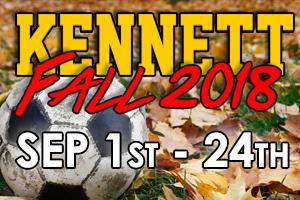 Kennett Fall Sports 2018