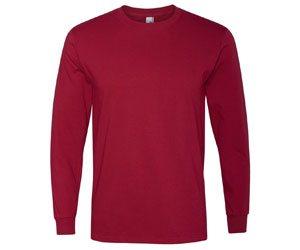 784AN – Anvil Midweight Long-Sleeve T-Shirt