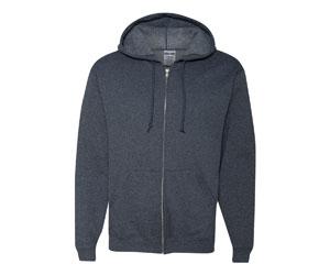 Jerzees Adult 8 oz. NuBlend® Fleece Full-Zip Hoodie