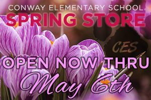 Conway Elementary Spring Store